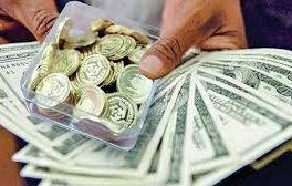 قیمت طلا و سکه عقبنشینی کرد