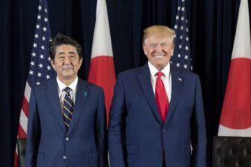 افشاگری کتاب بولتون | ترامپ از ژاپن خواست میان ایران و آمریکا میانجیگری کند