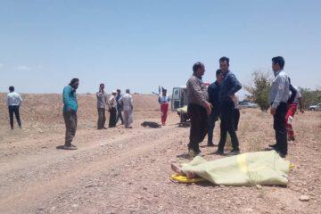 مرگ ۳ نفر بر اثر غرق شدن در استخر کشاورزی مرودشت