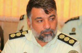 زینلی فرمانده نیروی انتظامی مرودشت شد